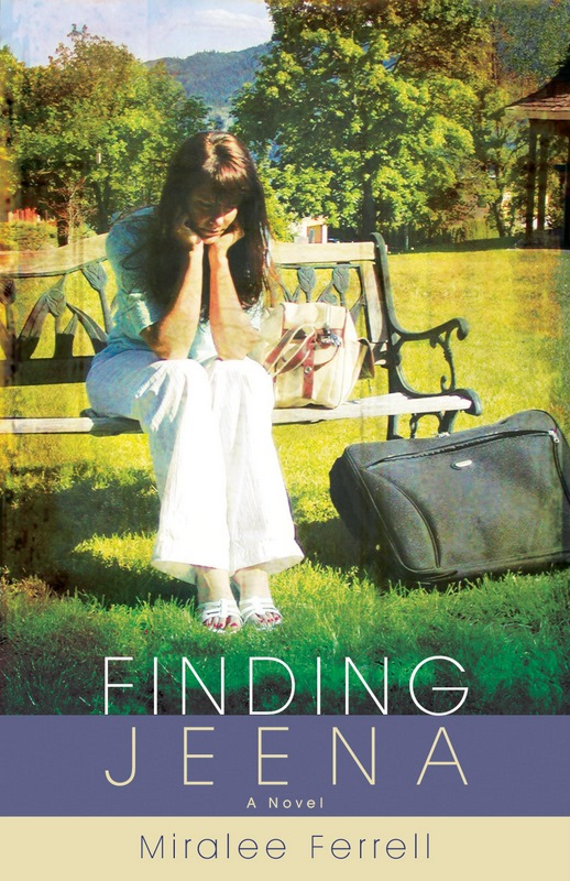 Finding  Jeena Cover
