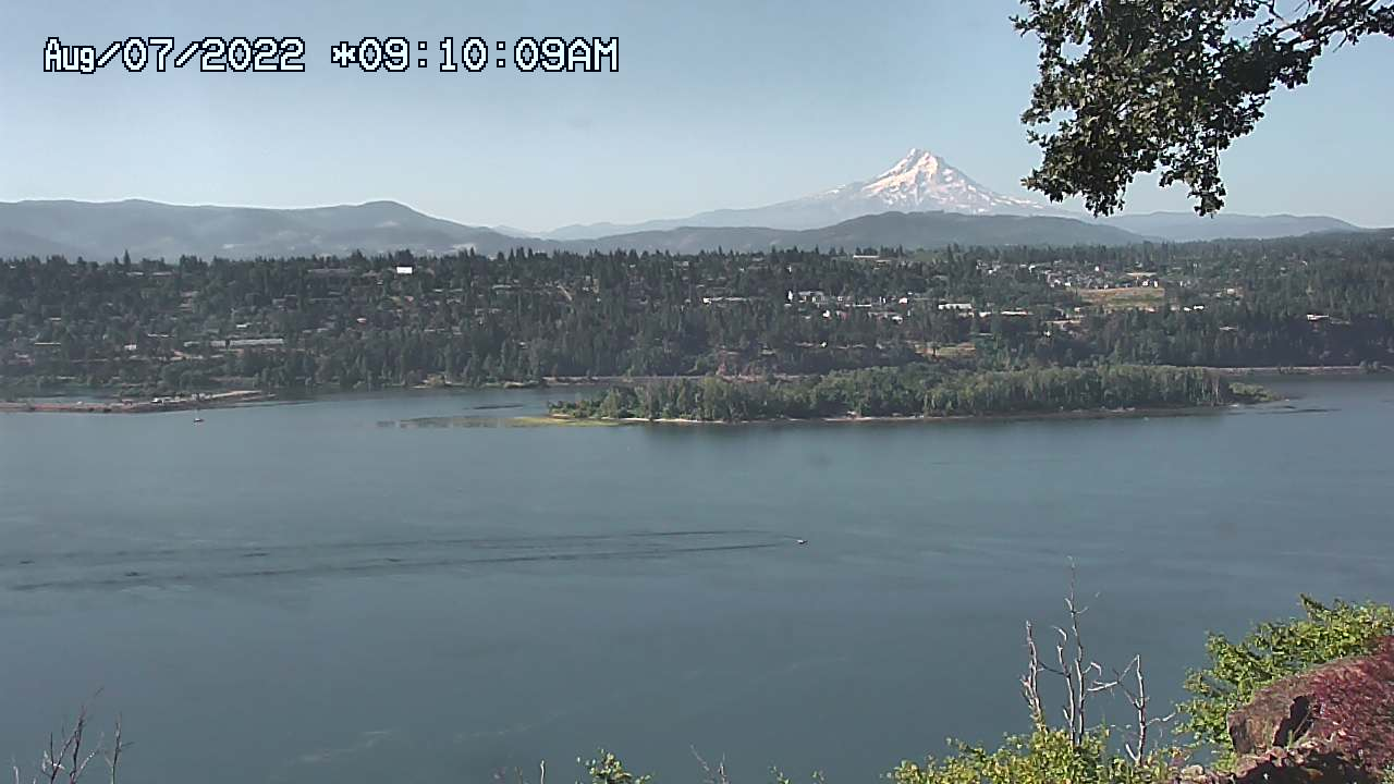 Web Cam on White Salmon Bluff