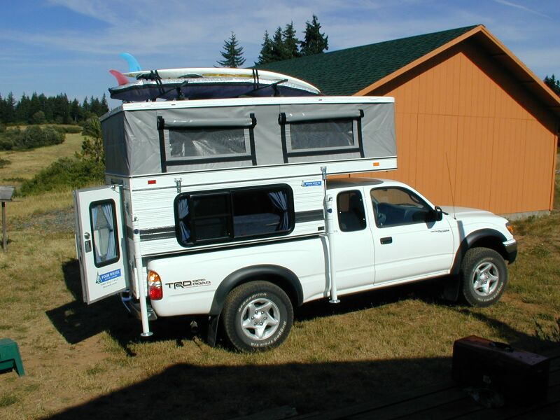 Small Camper For Toyota Tacoma Short Hairstyle 2013